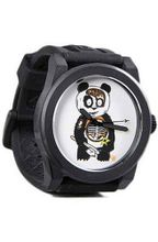 LRG Icon Panda Bear Black