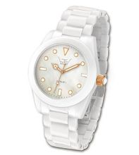 Ltd Ladies White Ceramic 020626 With A Ceramic Bracelet Limited Edition