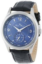 Lucien Piccard 11606-03 Dark Blue Black Leather