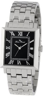 Lucien Piccard LP-10501-11 Bianco Black Dial Stainless Steel