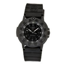 Luminox 3001.BO Quartz Rubber Black Dial
