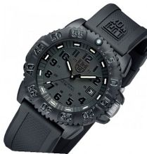 Luminox 3051 Bo Blackout Navy Seal Tactical 44Mm