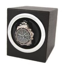 MARATHON Leather Automatic Winder Black WW006001