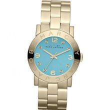 Marc by Marc Jacobs Amy Dexter Aqua Dial Gold MBM3220