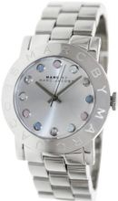 Marc by Marc Jacobs Amy Dexter White Dial Stainless Steel Ladies MBM3214
