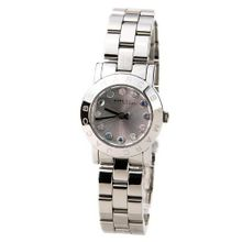 Marc by Marc Jacobs Amy Dexter White Dial Stainless Steel Ladies MBM3217