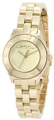Marc by Marc Jacobs MBM3131 Blade Gold