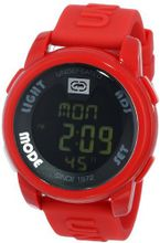 Marc Ecko E07503G4 20-20 Digital Red Resin Strap