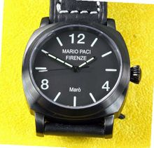 Mario Paci Orologi...PVD 44mm Waterproof es