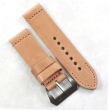 "Mario Paci Special Edition ""Private Reserve"" in Tan with MP sewn in Pre-V buckle 24/24 115/75"