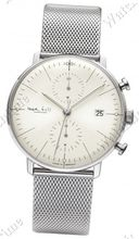max bill by junghans max bill by junghans max bill Chronoscope limited edition