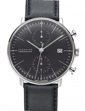 max bill by junghans max bill by junghans max bill Chronoscope