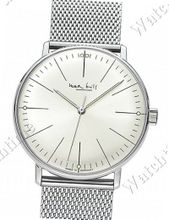 max bill by junghans max bill by junghans max bill hand-wound limited edition
