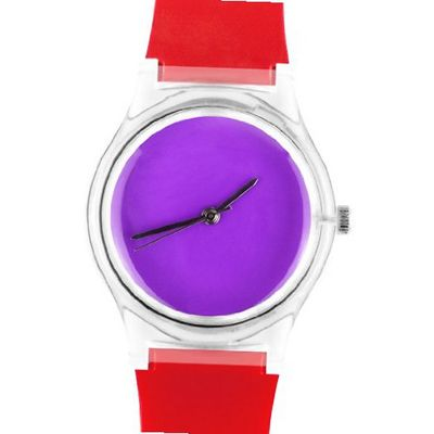 12:18PM Purple and Red Colorblock May28th