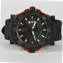 Meister Prodigy (Black / Red)