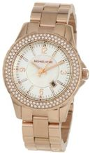 Michael Kors - Quartz Classic Rose Gold with White Dial - MK5403