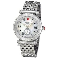 Michele Caber Atlas Diamond Bezel Ladies MWW16A000048