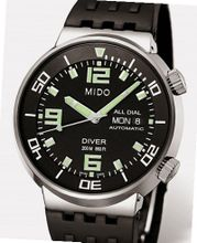 Mido All Dial All Dial Diver