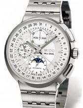 Mido All Dial All Dial Moon Phase Automatic-Chronograph