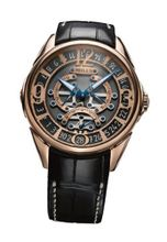 Milus - Tirion Triretrograde - 18K Red Gold Automatic
