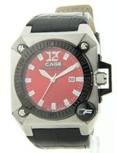 Cage Fighter Leather Date Cf332009bsrd