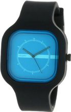 Modify es Unisex MW0007 Black Strap Blue Face