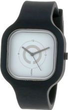 Modify es Unisex MW0013 Black Strap White Face Casual