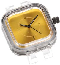 Modify es Unisex MW0036 Gold Mini Face