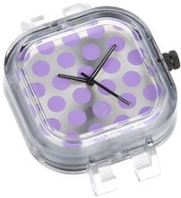 Modify es Unisex MW0073 Purple Polka Classic Face