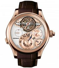 Montblanc Collection Villeret 1858 ExoTourbillon Chronographe