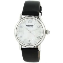 Montblanc Meisterstuck 107118 Swiss Made Stainless Steel Automatic Ladies