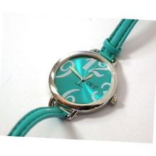 Monte Carlo Blue Narrow Strap Ladies Fashion TA011