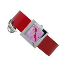Moschino 7751100955 Ladies Time 4 Peace Pink Red