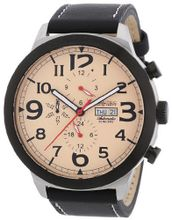 Nautec No Limit Automatic Blizzard BZ AT/LTSTBKSD with Leather Strap