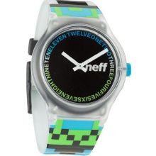 Neff Clear NF0218, Artisan Green, OS