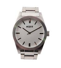 Neff Daily Metal Luxury - Silver / One Size Fits All