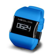 Neolog OS OLED Sky Blue Digital for men 3 Indication options