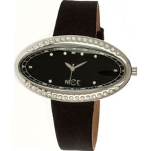 Nice Italy Eye Brill Ladies (Black Dial)
