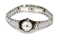 uNivada NIVADA SWISS WATCH TUNGSTEN ROUND HIGH QUALITY WHITE DIAMOND DIAL