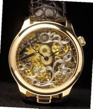 Nivrel 5-Minutes-Repetition Five-Minute-Repeater Skeleton
