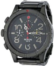 Nixon 48-20 Chrono - ( All Black/Multi )