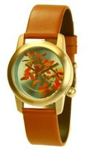 "Nomea Paris Theme with Custom Dial and Hands for - ""Autumn"""