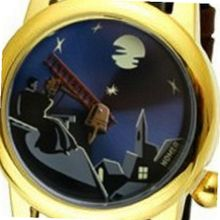 "Nomea Paris Theme with Custom Dial and Hands for - ""Chimney Sweeper"""