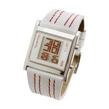 uNomination TOKYO Quadrant Dial in stainless steel with strap (White) ( 075001-013 )