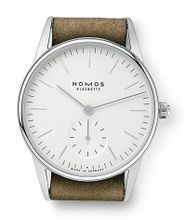 Nomos Glashütte Orion Orion 33 white
