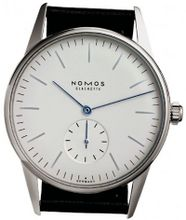 Nomos Glashütte Orion Orion white