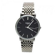 Big Fashionable Graceful Stainless Steel Quartz Movement Wrist