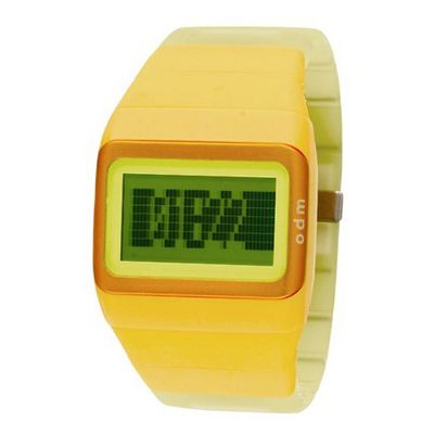o.d.m. Unisex SDD99B-4 Link Series Yellow Programmable Digital