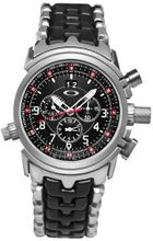 Oakley 10-057 12 Gauge Chronograph Stainless Steel Bracelet Edition