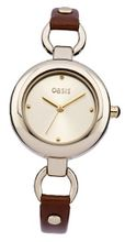 Oasis B1353 Ladies Gold and Brown